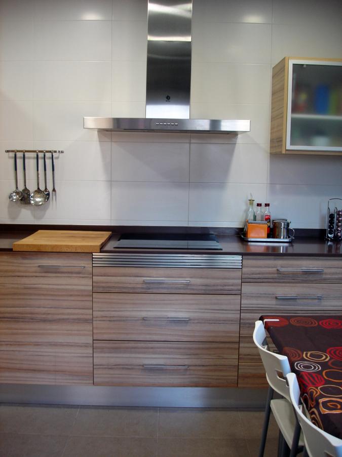 foto cocina completa dise o actual de fusteria zarate On muebles de cocina zarate