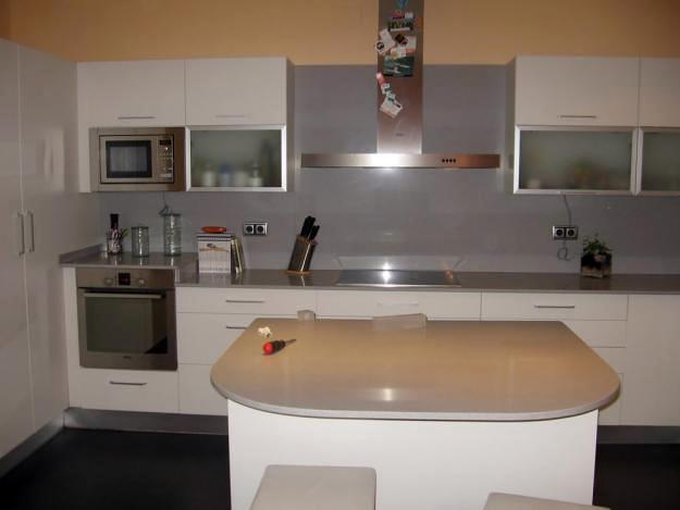 cocina con isla