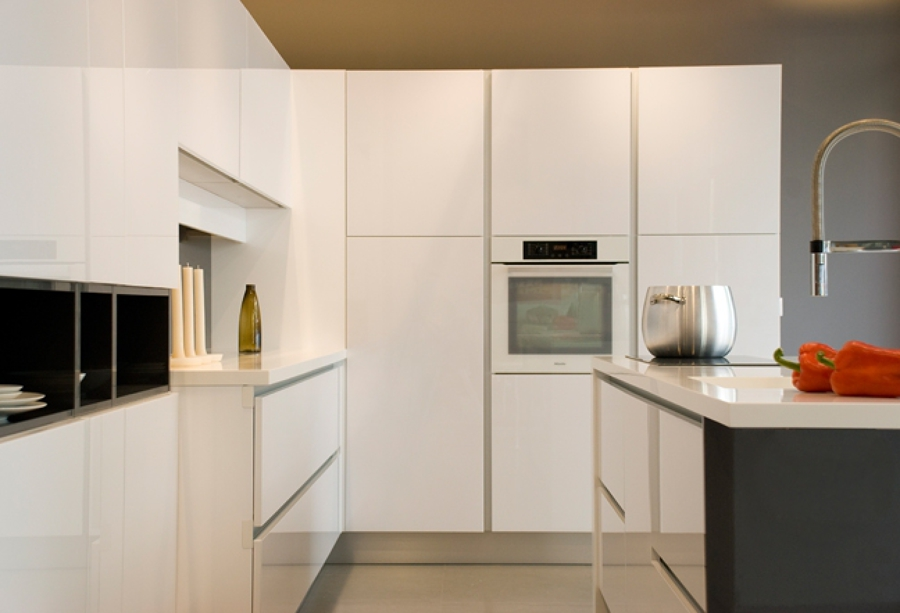 Foto cocina con mobiliario de arrital cucine de for Saneamientos granada