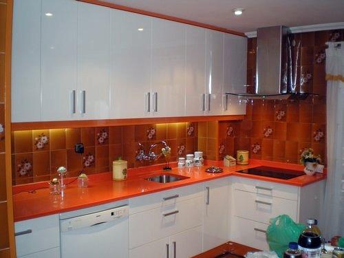 Fotos de muebles de cocina en formica ideas interesantes para dise ar los ltimos - Formica para cocinas ...