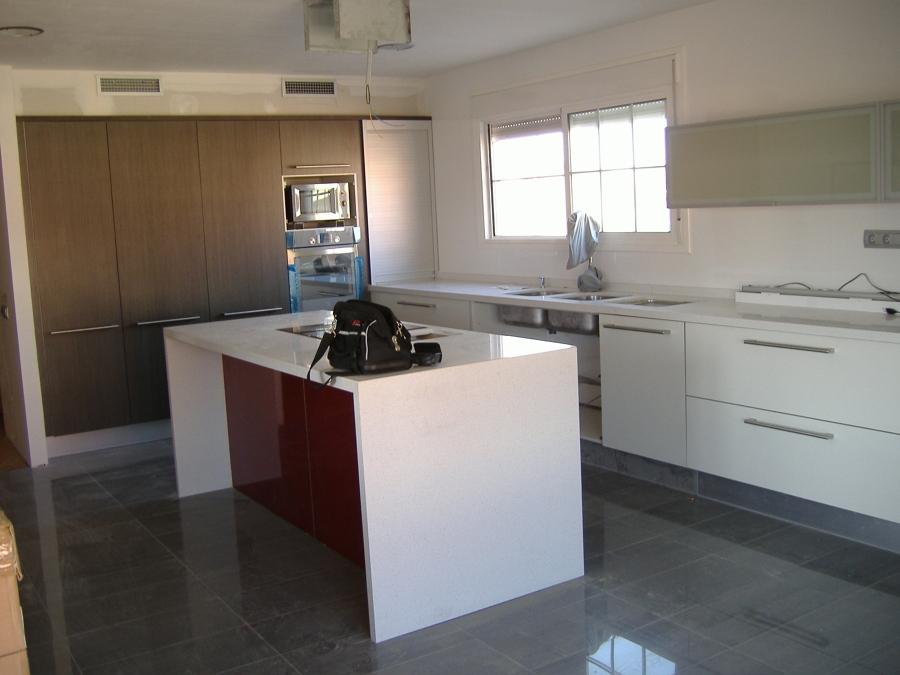 Foto cocina dica de casanova l 39 aldea 609701 habitissimo for Cocinas dica precios