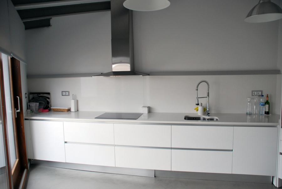 Cocina en vivienda unifamiliar Costa Brava
