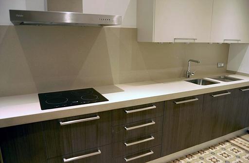 Foto cocina frontal silestone de josilgar s c p 289914 - Barra cocina silestone ...