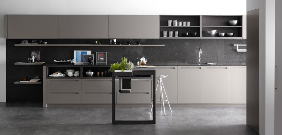 Cocina GK urban grey