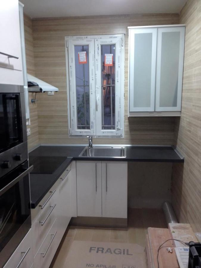 foto cocina ikea de amstram construcci n y reformas