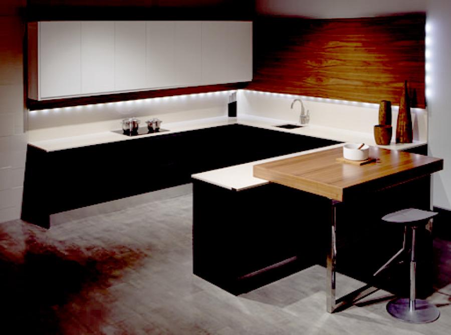 Foto cocina led de ferllum electricista alicante 689674 - Electricista huelva ...