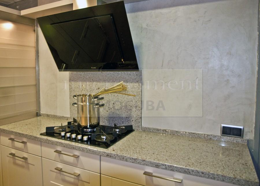 Foto cocina microcemento de shaco mocuba 693577 - Cocinas de microcemento ...