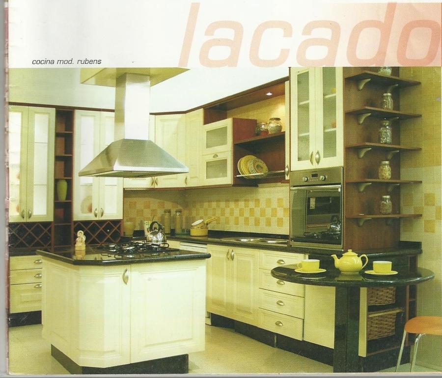 Foto cocina moderna de muebles de cocina manusol 705122 for Muebles de cocina zamora