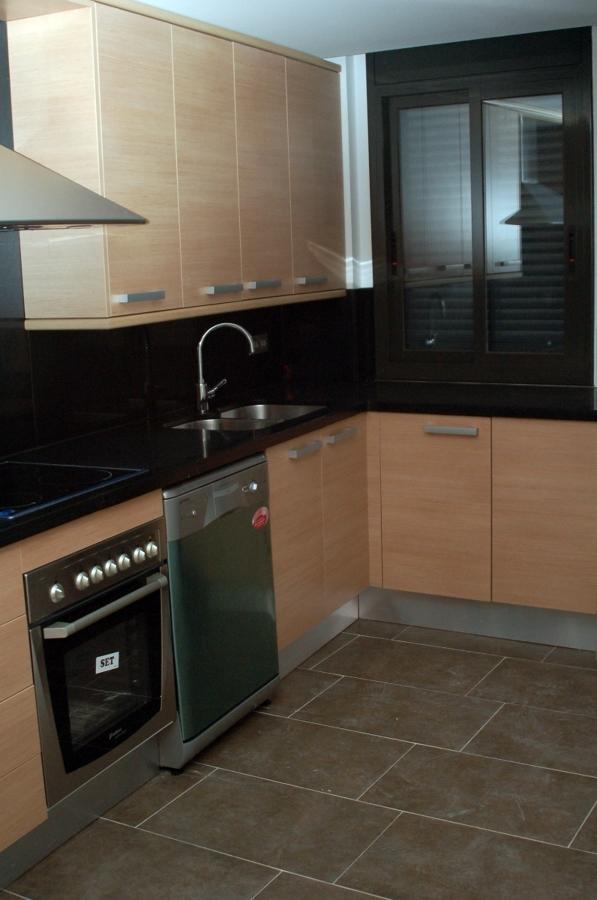 Foto cocina obra nueva de serveis integrals de la llar 369577 habitissimo - Presupuesto cocina nueva ...