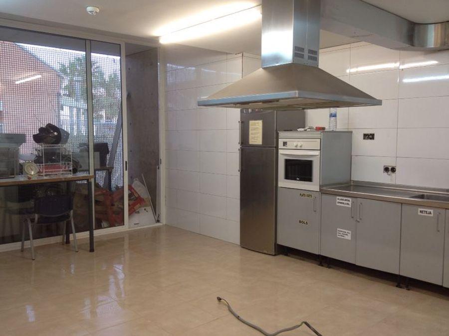 Foto cocina para cursos en barceloneta de - Cursos cocina asturias ...