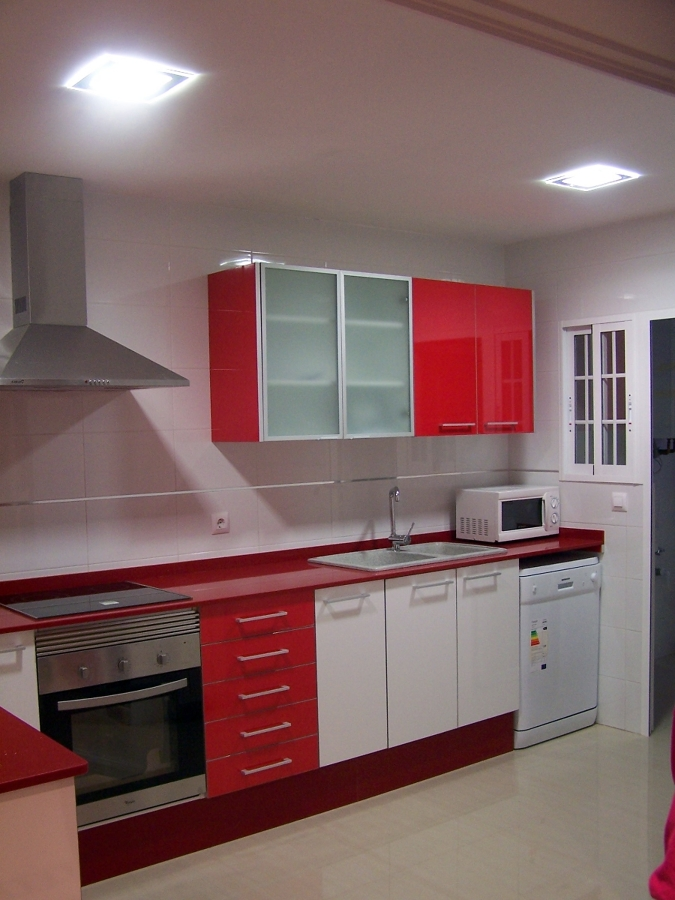 Foto cocina piso de 60m en valencia de relafort 130626 - Cocinas en valencia ...