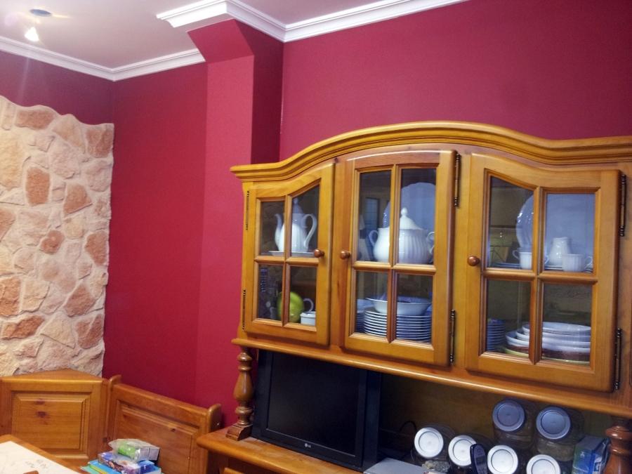 Foto cocina rustica de decoraciones pinturas jesus - Pintura paredes cocina ...