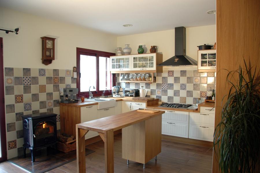 Foto cocina stat ikea de coloco montajes e for Cocinas rusticas ikea