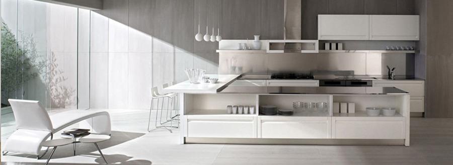 Foto cocina treviso bianca de rooms de cocinobra de rooms for Mejores marcas cocinas