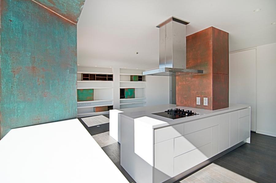 Foto cocina y sal n de dise o de areaarquitectura design for Cocinas diseno valencia