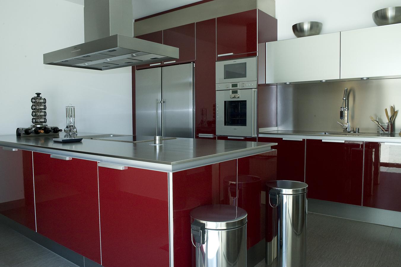 Foto cocina de z r construcciones 247637 habitissimo for Habitissimo cocinas