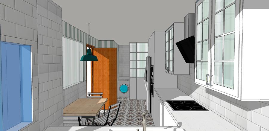 Diseño cocina