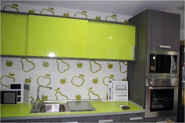 Foto cocinas baratas a medida de reformas en madrid anser for Cocinas baratas madrid