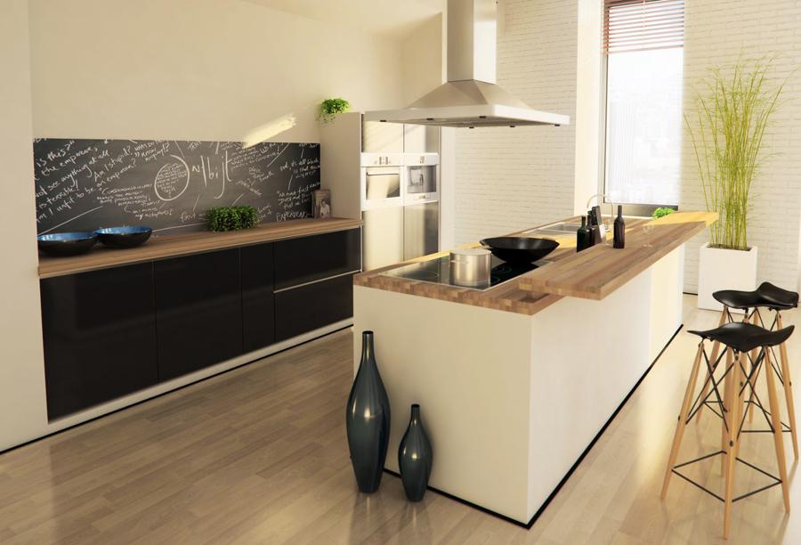 Cocinas con nuevos diseños