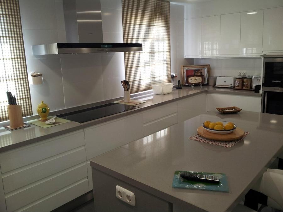 Foto cocinas de atp arquitecnia 361613 habitissimo for Habitissimo cocinas