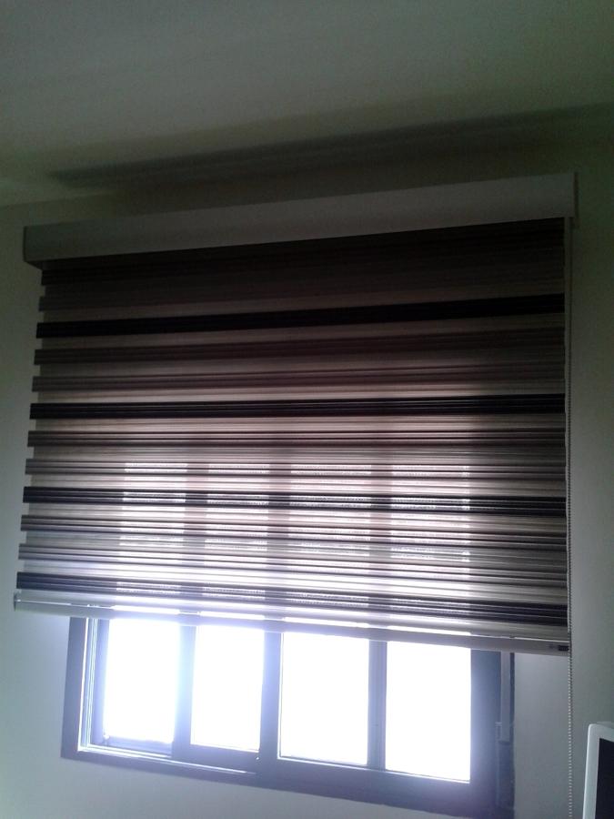 Colocación de cortinas y estores