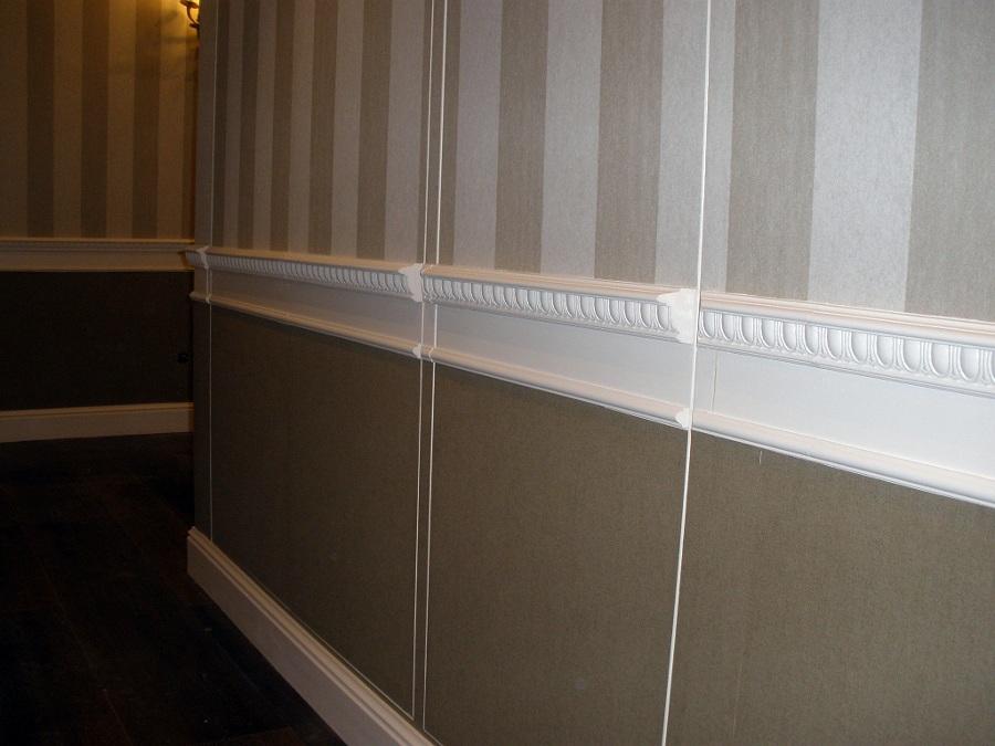 Foto papel vinilico en de ropero de pasillo de rea imasd for Papel para pasillos