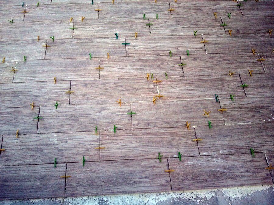 colocacion de piso