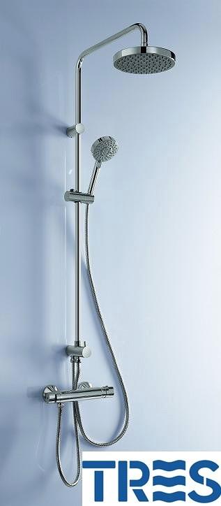 Foto columna termostatica de azulgrif 370947 habitissimo for Columna termostatica