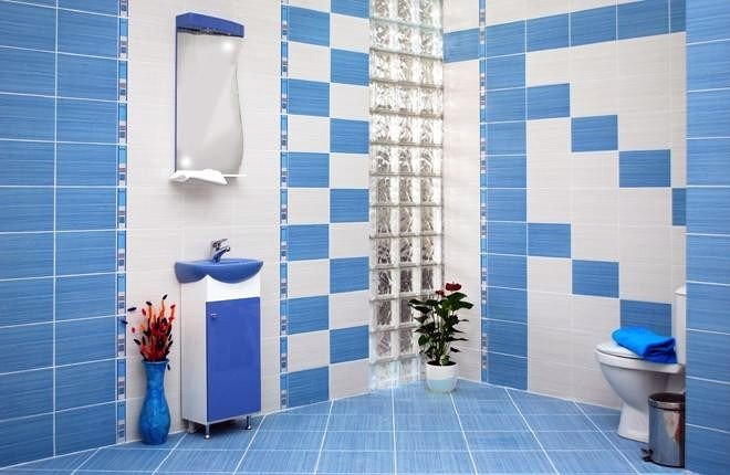 Foto combinacion de azulejo con paves de reformas miguel - Cuartos de bano con paves ...