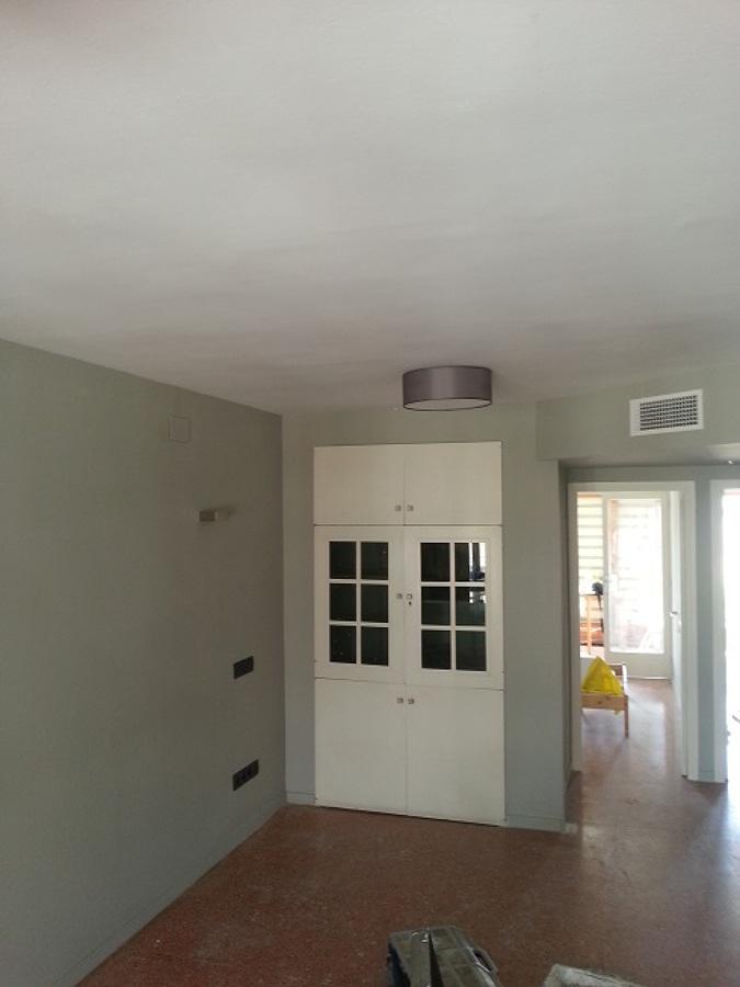 Foto comedor en reforma integral piso castelldefels de for Compartir piso castelldefels