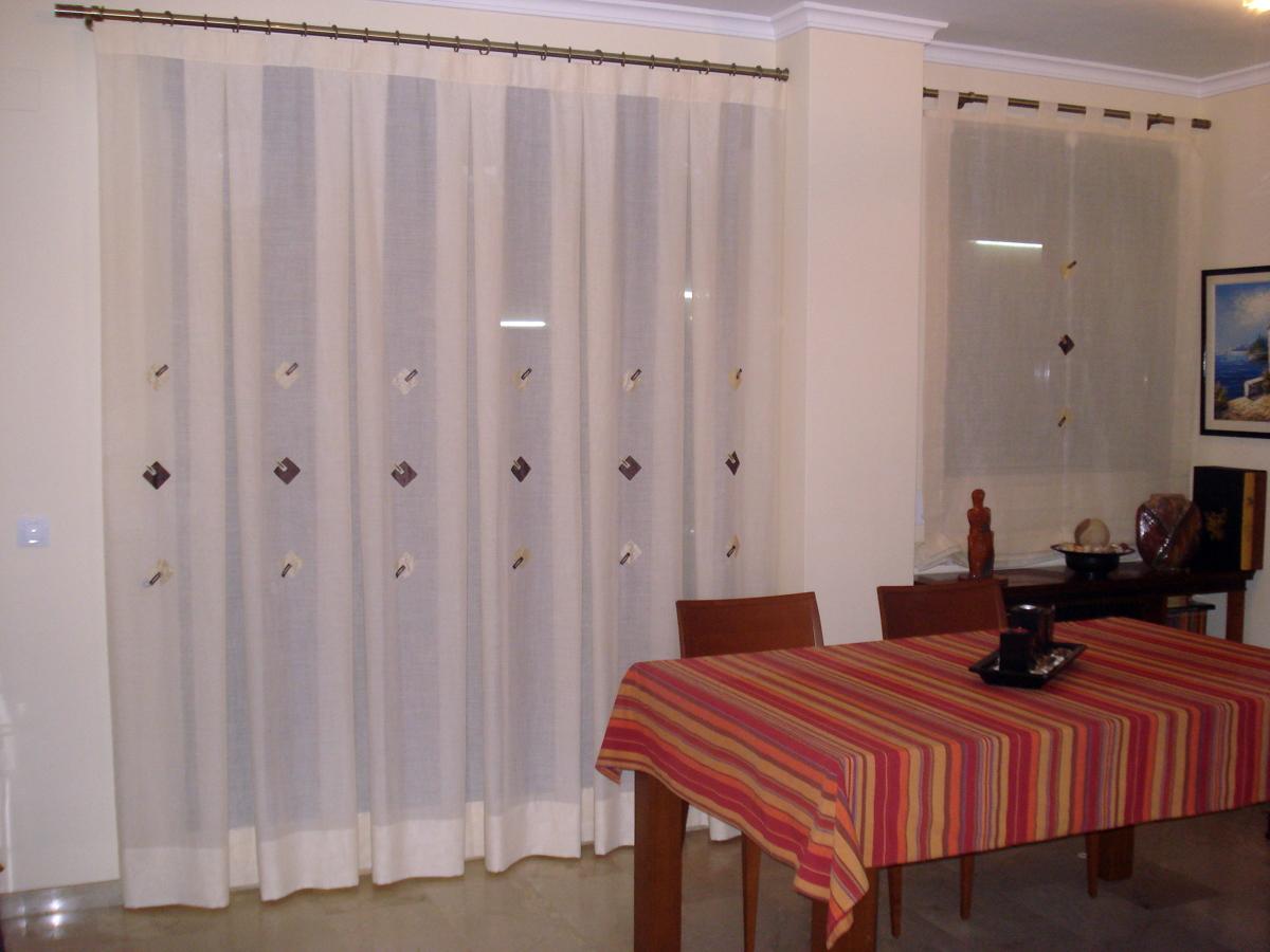 Foto comedor de cortinajes y decoraci n don hogar s l for Decoracion hogar granada