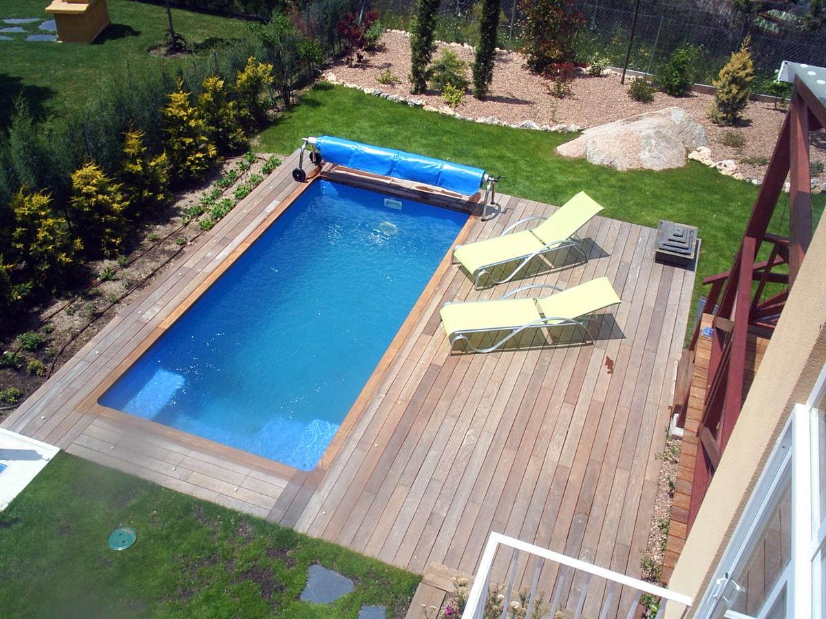 Foto compacta 5 spa de loser piscinas 256457 habitissimo for Piscine 8x3 5