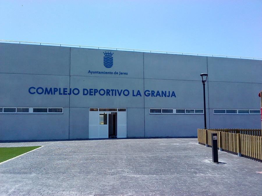 COMPLEJO DEPORTIVO LA GRANJA 2
