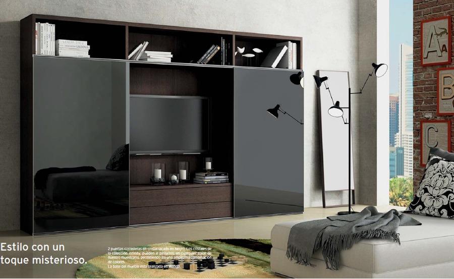 Zen Decoracion Fuenlabrada ~ Composicion de salon compacto moderno Gran cantidad de posiblilidades