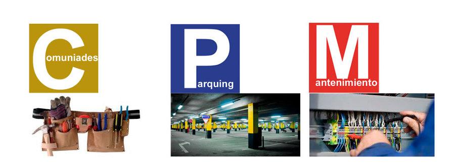 Comunidades Parking Mantenimiento.