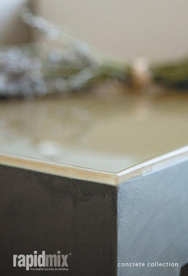 baños concrete rapidmix