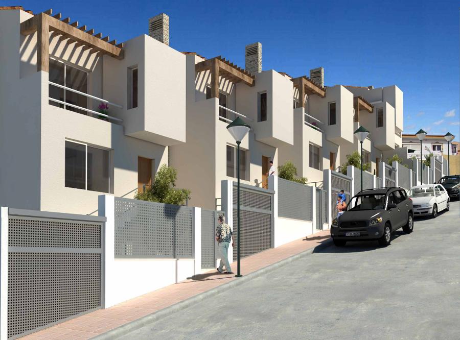 Foto conjunto 5 viviendas unifamiliares en el puerto de la torre de rojas tomba s l 305317 - Casas embargadas en el puerto de la torre malaga ...