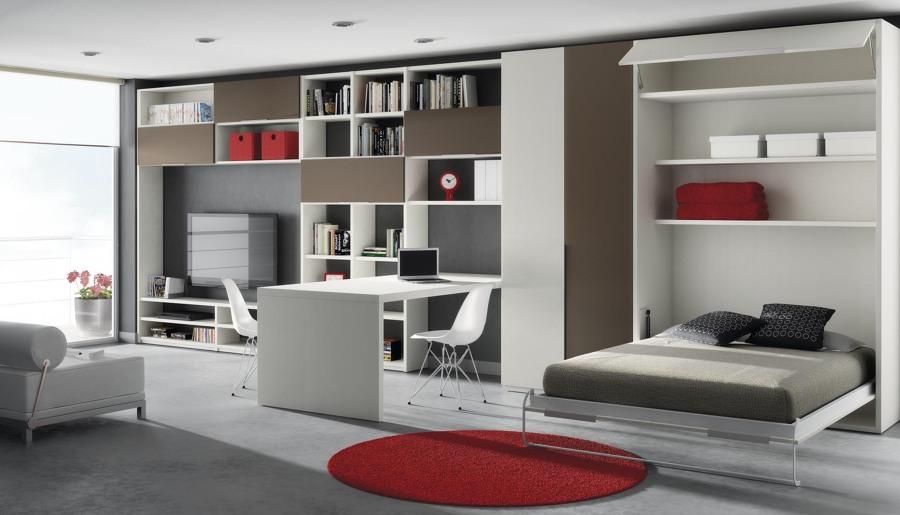 Foto conjunto loft de muebles jjp de decoasencio 740939 for Loft muebles