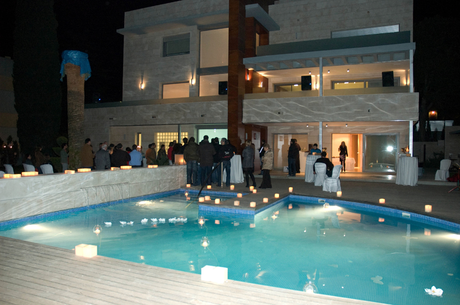 Construcción de Chalet con piscina