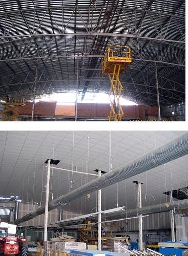 •CONSTRUCCIÓN DE NAVE PARA EROSKI 'LA CAÑADA' (ALMERÍA).