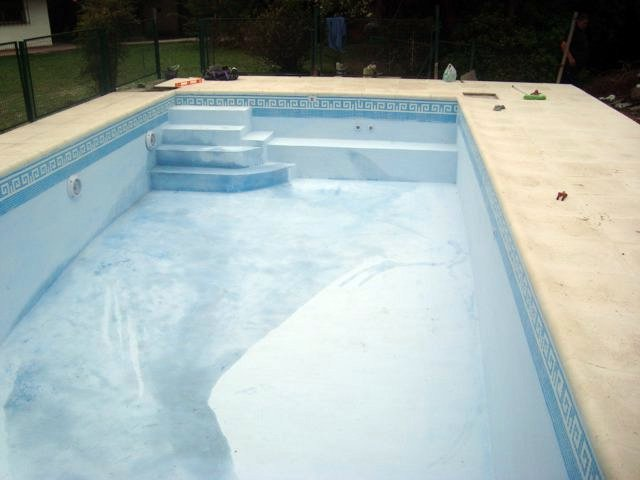 Foto construccion de piscina de construabalon 245816 for Construccion piscinas zaragoza