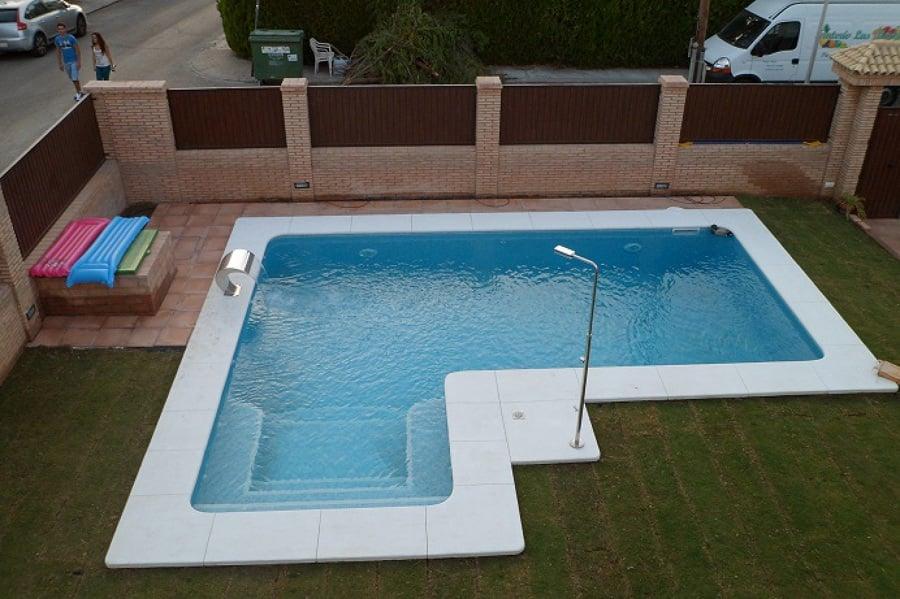 foto construccion de piscinas en sevilla de piscina
