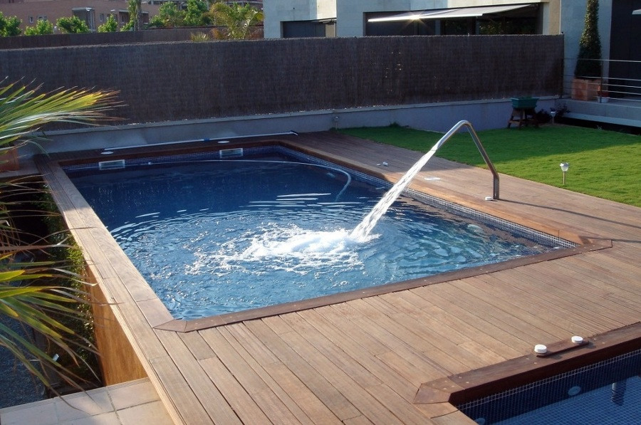 Foto construcci n de piscinas de pc pools 240398 for Piscina manresa