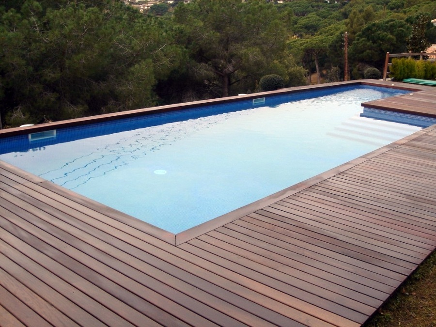 Foto construcci n de piscinas de pc pools 240457 for Construccion piscinas zaragoza