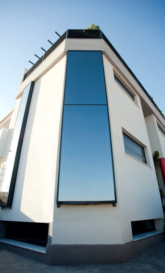 Construcción de vivienda unifamiliar en C/Altair (Málaga)