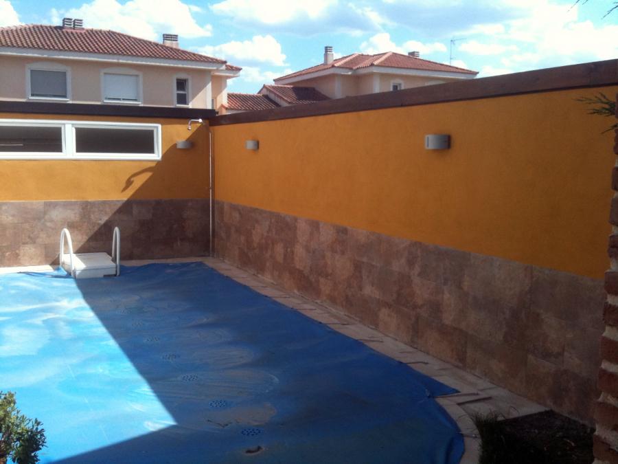 Mi casa decoracion revestimiento de muro tipo piedra - Muros sinteticos decorativos ...