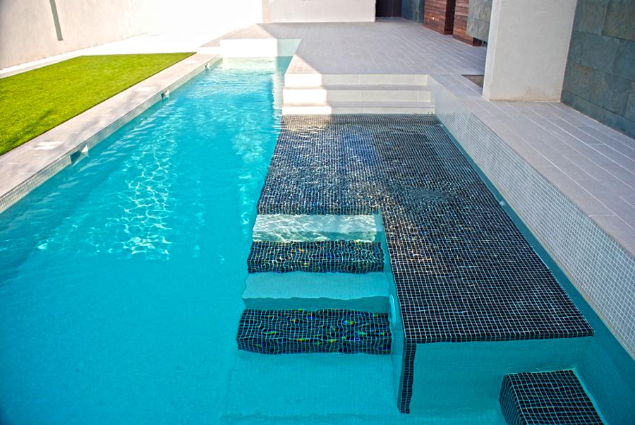 Foto construcci n piscinas piscinas de obra de tienda for Piscinas pequenas de obra