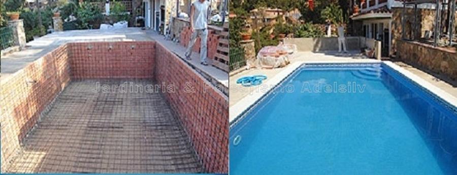 Construccion piscinas