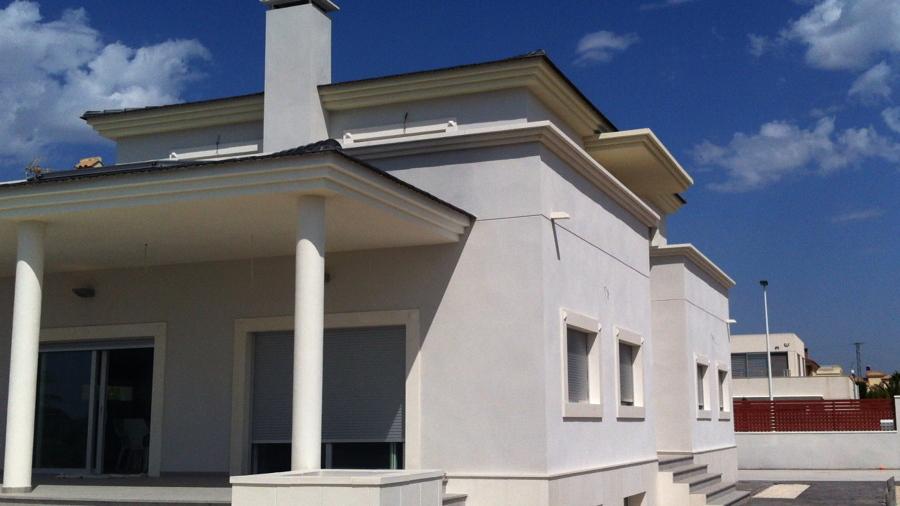 Foto construccion vivienda unifamiliar de skyline gestion - Presupuesto construccion vivienda unifamiliar ...