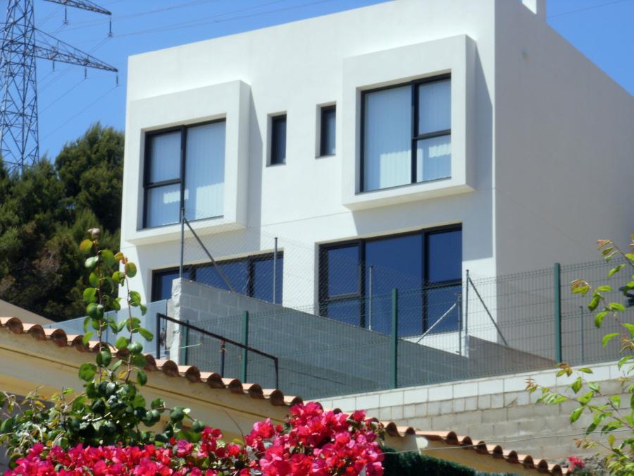 Construcción viviendas